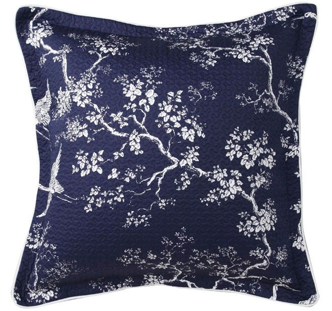 florence-broadhurst-the-cranes-european-pillowcase-navy