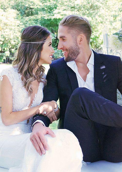 Brides: Kaitlyn Bristowe Just Defied a Major Wedding Hair Rule