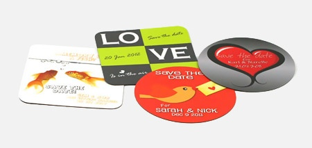 Coolaz Magnets - brilliant for personal gifts, and save the dates!