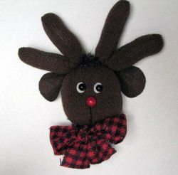 Rudolph the Glove Reindeer