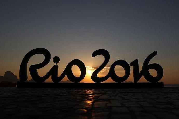 FOTOS: os Jogos Olímpicos com o Rio de Janeiro como pano de fundo