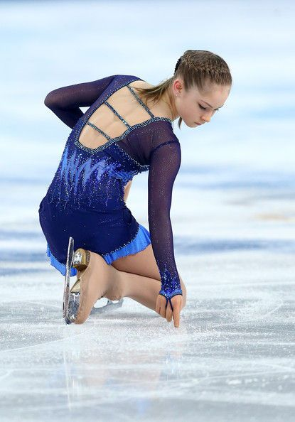 russian ice skaters dating Ekaterina alexandrovna bobrova is a russian ice dancer with partner dmitri  soloviev, she is  an olympic season is special for all skaters, but it is even  more special if it might be the last competitive season  date, event, sd fd,  total.