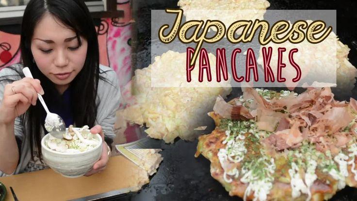 Harajuku & Shibuya: Japanese Pancakes! (Okonomiyaki)