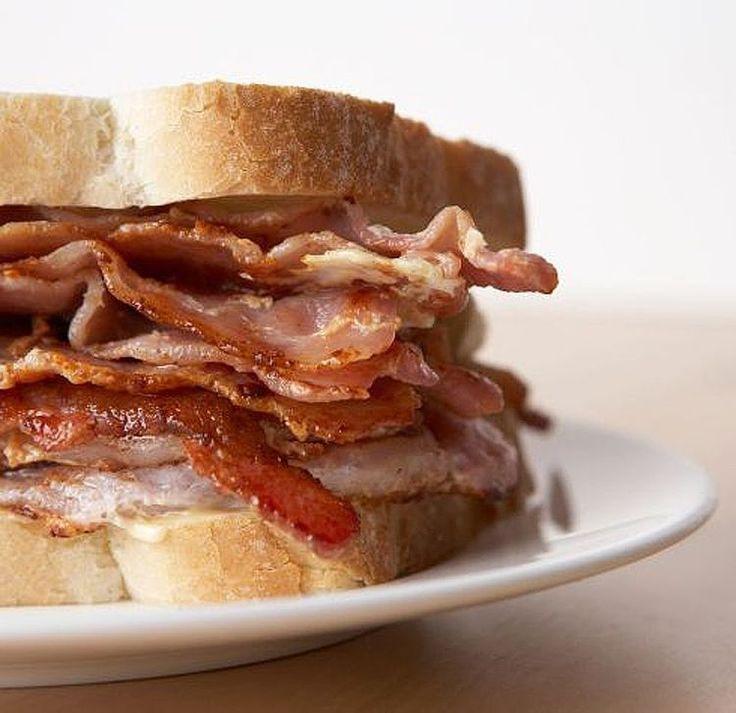 Love Bacon? Try a Bacon Sarnie