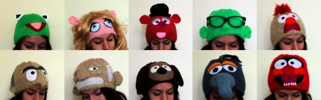 Muppet Hats!