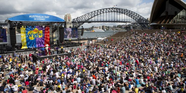 Australia:  26 January - Australia Day, date of the founding of Sydney, the first European settlement in Australia, 1788