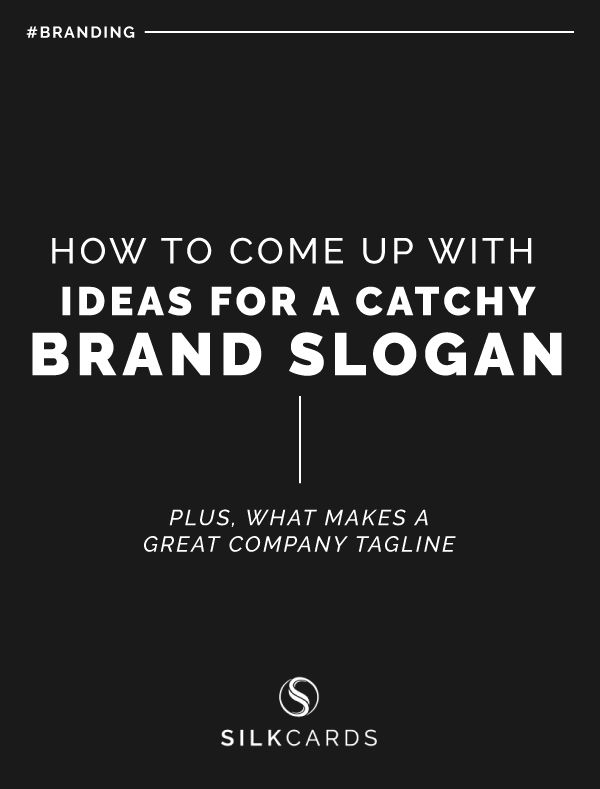 Company Taglines: Integrate Your Business's Strength in Its Slogan