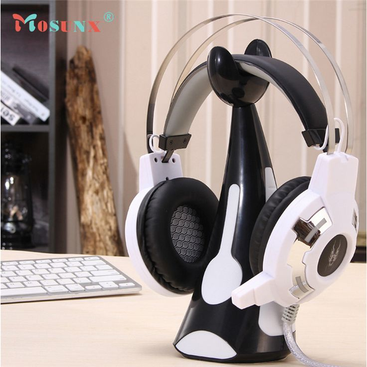 Hot-sale MOSUNX 5 Colors New General Earphone Stand Bracket Headphones Headset Hook Powerful Paste Gifts