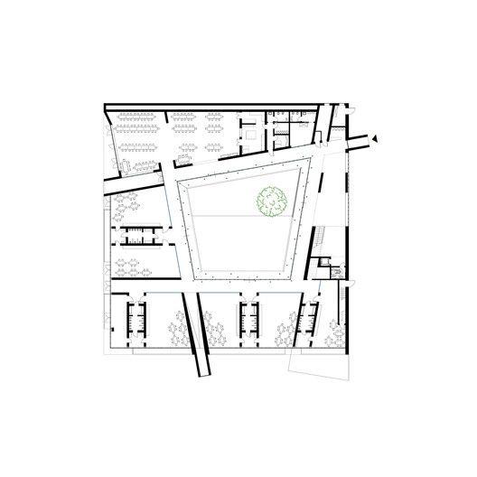The Whale Primary School,Ground Floor Plan