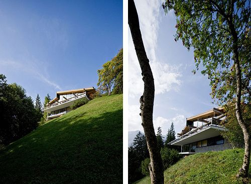 15 best max de pree house designed by charles and ray for Villa rentsch