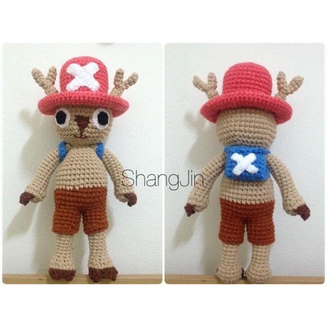 Chopper : One Piece Crochet