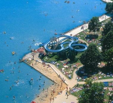 Super vakantiebestemming aan het #Balatonmeer op Camping Füred in #Hongarije.