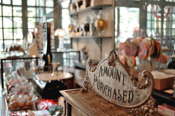 old fashion candy shop 8x12 digital print ohsnapart etsy