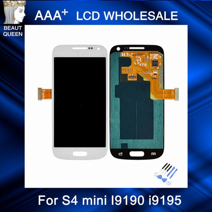 For Samsung Galaxy S4 Mini I9190 i9195 LCD Display Touch Screen with Digitizer + Free Tools and Tempered Glass Nail That Deal http://nailthatdeal.com/products/for-samsung-galaxy-s4-mini-i9190-i9195-lcd-display-touch-screen-with-digitizer-free-tools-and-tempered-glass/ #shopping #nailthatdeal
