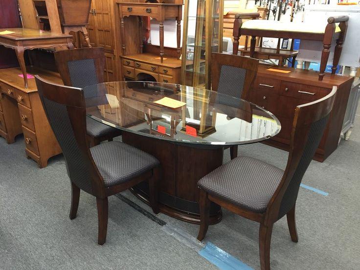 Ashley Furniture Glass Dining Sets 39 best dinning tables images on pinterest | dining room design