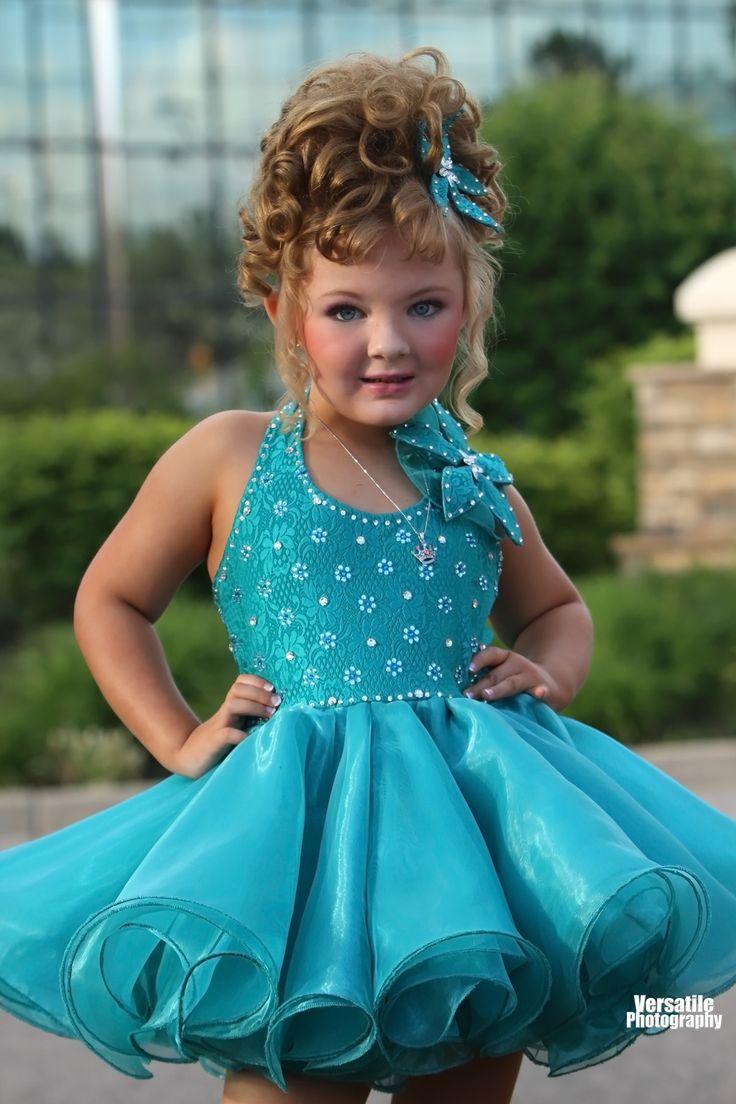 Belle Designs Glitz Pageant Dress