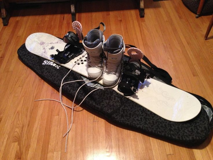 Women's Package! Thirty Two Boots, Ride bindings, Sapient snowboard, boardbag! #Sapient