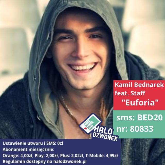 #Euforia najnowszy hit @KamilBednarek dostępny zamiast bipa w telefonie @Team_Bednarek @KamilBednarekKB @BEDNAREKband