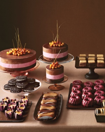 Get the decadent details on this sweet confection selection