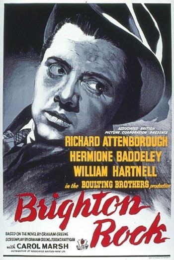 BRIGHTON ROCK with Richard Attenborough.