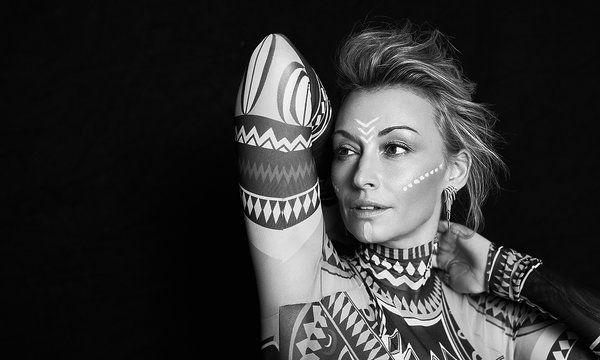 Image result for tatuaze martyna wojciechowska