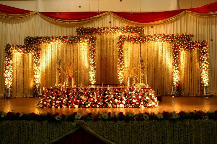 hindu wedding wedding decor done by me pinterest hindus hindu weddings and wedding stage. Black Bedroom Furniture Sets. Home Design Ideas