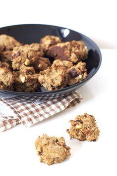 Biscuits vegan et sans gluten aux noisettes (sans beurre, sans lait, sans oeufs) - Sweet & Sour | Healthy & Happy Living www.sweetandsour.fr #vegan #glutenfree #healthy
