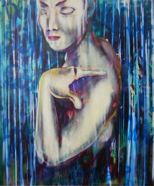 Body Blues  #art #artists #painting #expretion #body #urban
