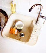 洗面ボール・洗面器に合わせてトータルコーディネートできる商品を販売