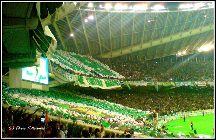 coreo vs Werder Bremen  Champions League 2008-2009 Group Stage