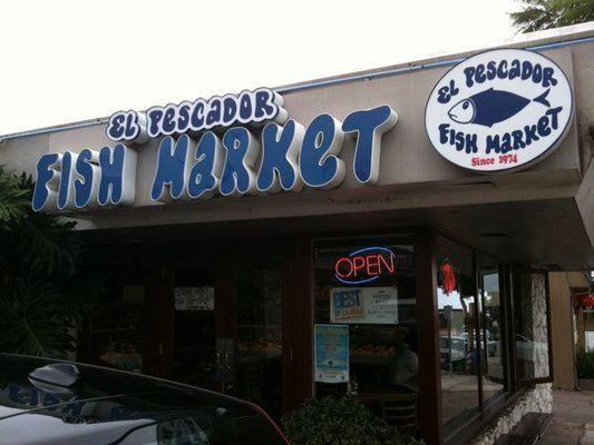 Photos for el pescador fish market la jolla san diego for Fish restaurant la jolla