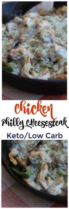 Chicken philly cheesesteak