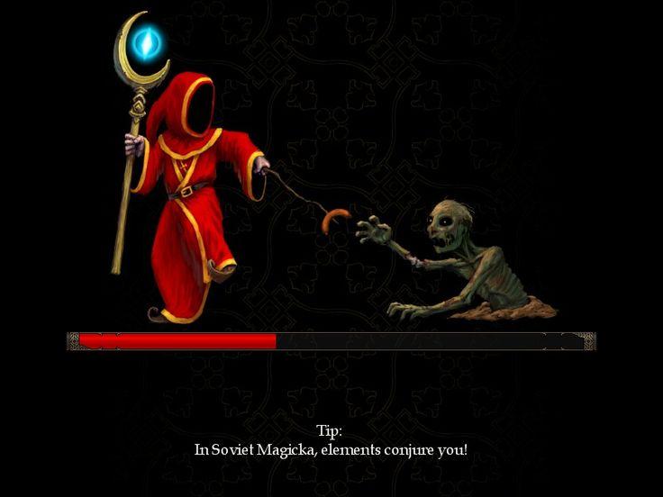- Magicka