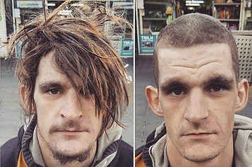This Barber Gives Free Badass Haircuts To The Homeless On His Days Off
