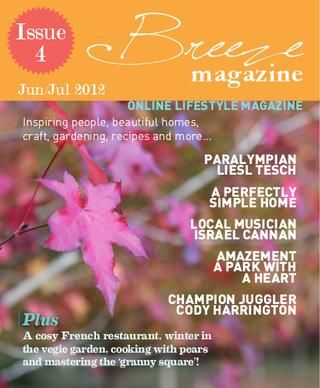 Breeze Magazine Issue 4. Click to read now online for free.