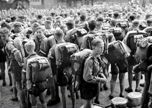 an analysis of hitlers youth in germany in 1930s Nazi germany propaganda which it discusses a ten step plan for propaganda analysis see consider how orderly life was in german going into the 1930s.