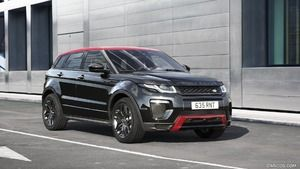 2017 Range Rover Evoque Ember Special Edition - Front - Picture # 9