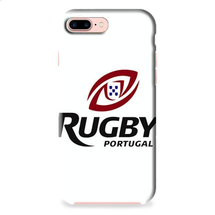 Rugby Portugal Logo iPhone 7 3D Case Dewantary