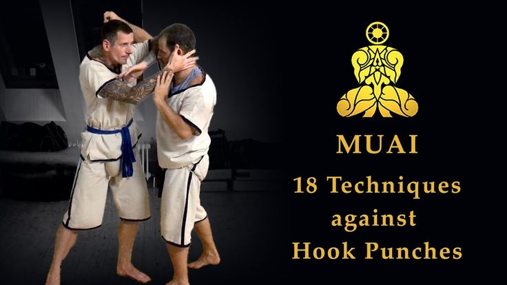 MUAI - 18 Techniques against Hook Punches (The original Muay Boran)   --> youtu.be/gqawu2mHkKs  | Pahuyuth - The origin of Thai fighting | Traditional fighting knowledge |Êancient martial arts | Thai martial arts | self-defense | School in Berlin  Germany | #Pahuyuth