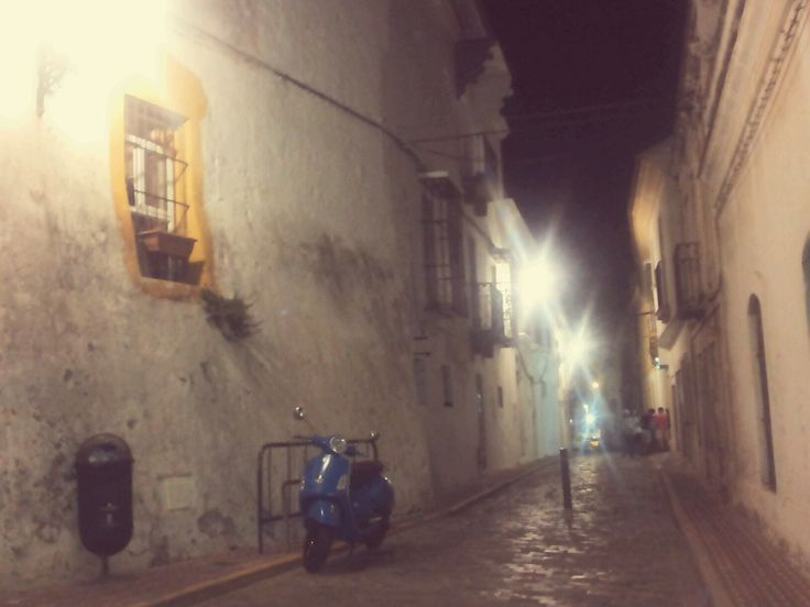 Alley in Tarifa