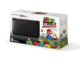 here new news new.blogspot.com: Black Nintendo 3DS XL with (Pre-installed) Super M...