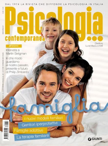 Psicologia Contemporanea N.260 - Marzo-Aprile 2017