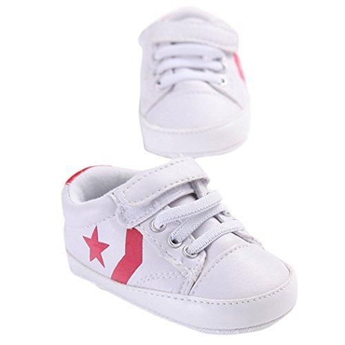 Oferta: 7.29€ Dto: -43%. Comprar Ofertas de Anna-Kaci Zapatos de Deporte niño infantil muchachas de los bebés recién nacidos cuna Zapatos 0-18 Meses barato. ¡Mira las ofertas!