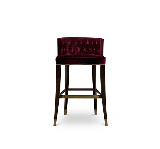 Raumaustattung | Kunst Möbel | Designer Möbel | Messing Beistelltisch | Modernes Design | Minimalismus Design | Minimalist Decor | Luxus Möbel | Samt Sessel | Pantone Farben | Einrichtungsideen | www.brabbu.com