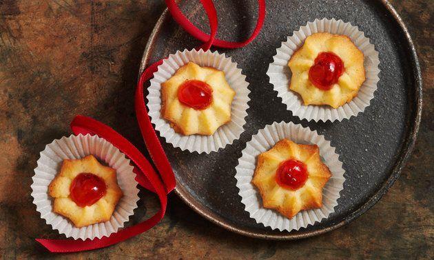 Butter-Guetzli - Rezept, Weihnachtskekse, Weihnachtsplätzchen, Backen mit Kindern an Weihnachten, Weihnachtsbäckerei