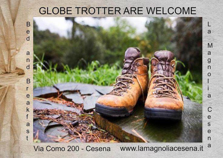 Globe Trotter are Welcome