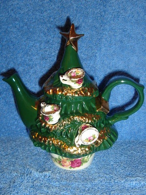 17 Best Images About Teapots I Love Christmas And Winter