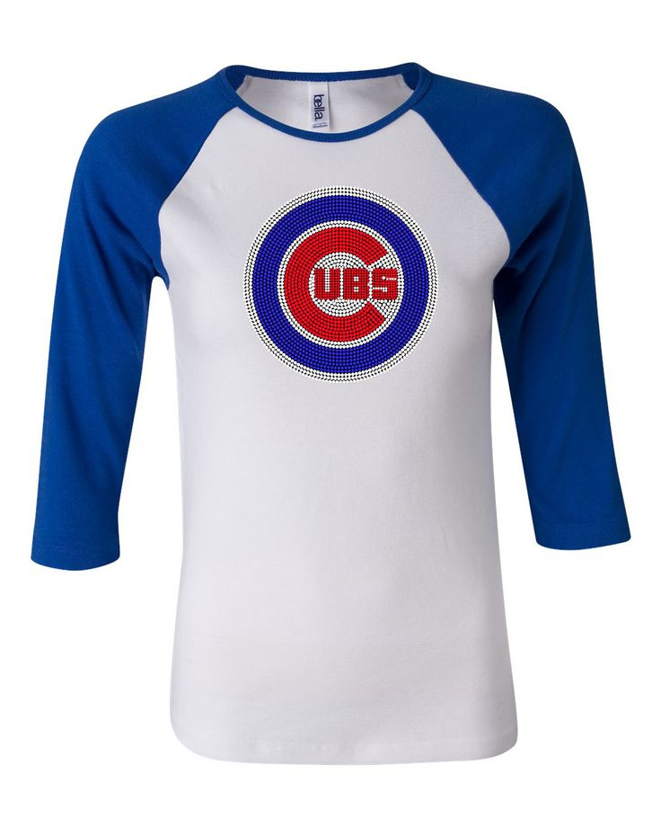 4695b3848d1 ... usa jersey chicago cubs 34 sleeve ladies juniors fitted shirt . 7a649  d1248