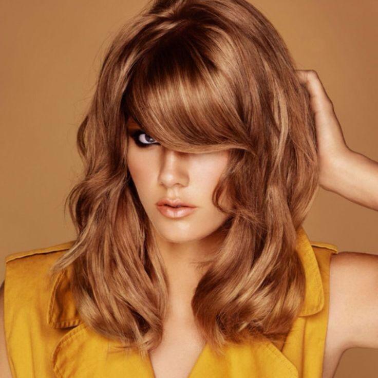 hair tendance blond venitien roux cuivre - Coloration Roux Cuivr