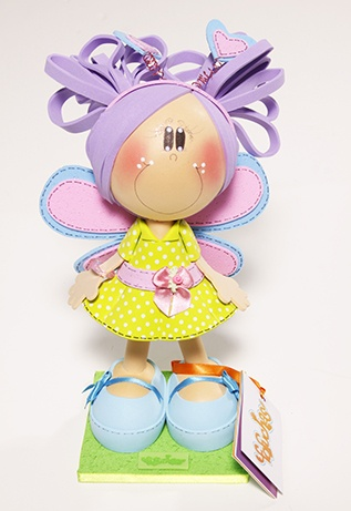 Fofuchas - hand made cutest dolls ever
